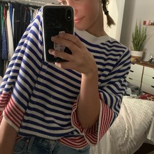 & Other Stories Striped Sweater